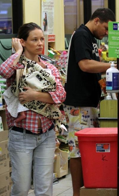 Норман Кали / Norman Kali и Эванджелин Лилли / Evangeline Lilly