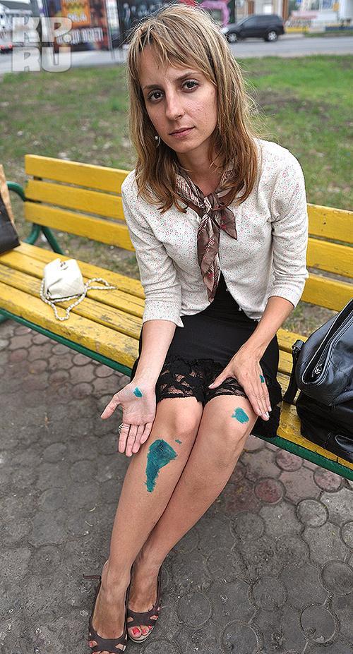 Фотокорреспондент «Комсомольской правды» Евгения Гусева