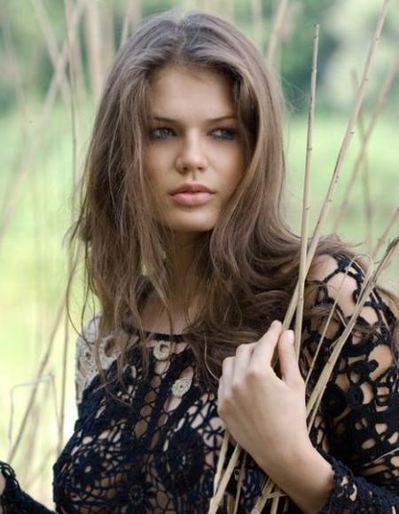 Евгения Тульчевская победила на конкурсе «Мисс Украина-2009»