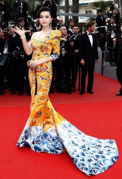28-летняя китайская актриса Фань Бинбин