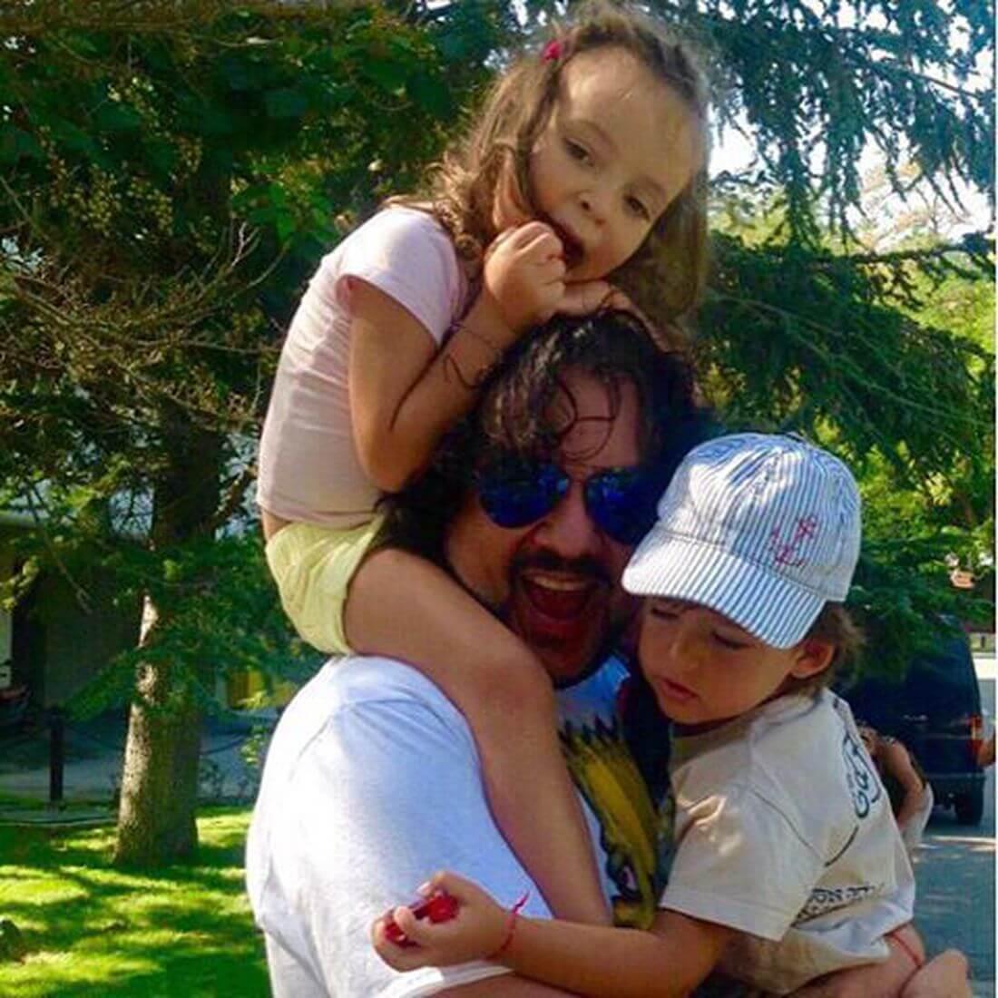 Инстаграм киркоров с детьми фото