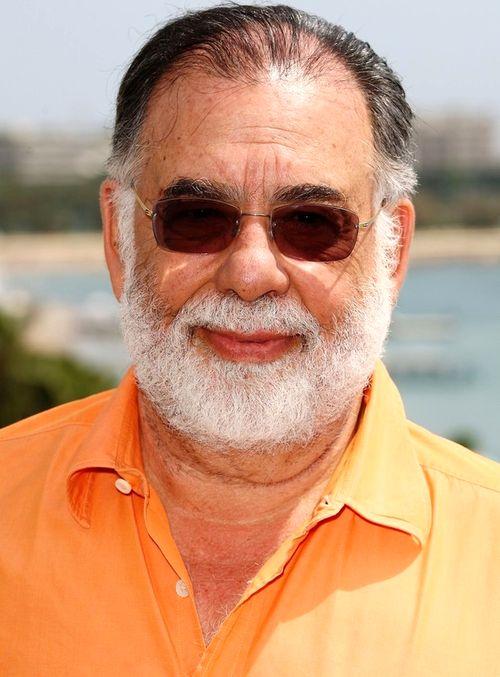 Дважды обладатель «Золотой Пальмовой ветви» Фрэнсис Форд Коппола - завсегдатай Каннского кинофестиваля