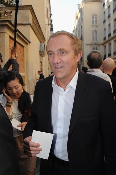 Франсуа-Анри Пино / Francois-Henri Pinault