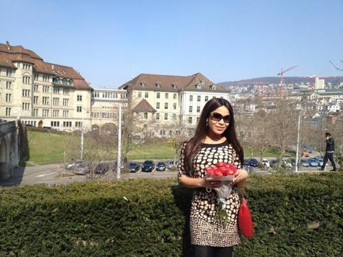 Гайтана в Швейцарии