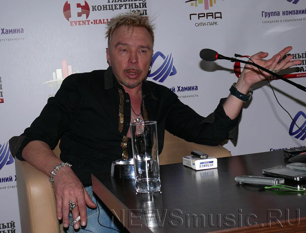 Гарик Сукачёв