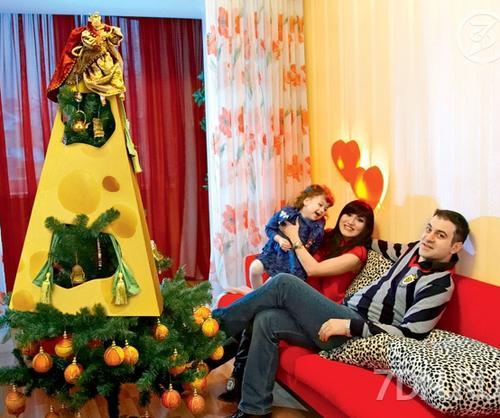 Гарик Мартиросян с супругой Жанной и дочерью Жасмин