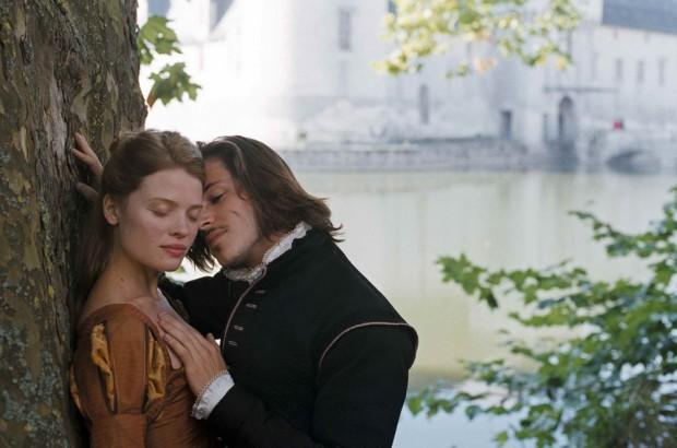 Кадр из фильма Принцесса де монпансье с Гаспаром Ульелем