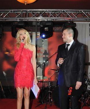 Ольга Горбачева и Геннадий Попенко