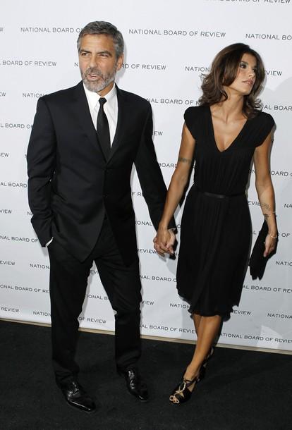 Джордж Клуни / George Clooney и Элизабетта Каналис / Elisabetta Canalis
