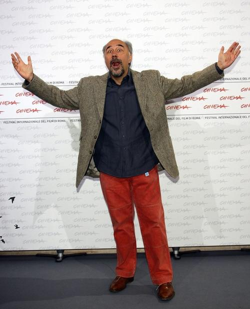 Итальянский режиссер Джорджо Диритти