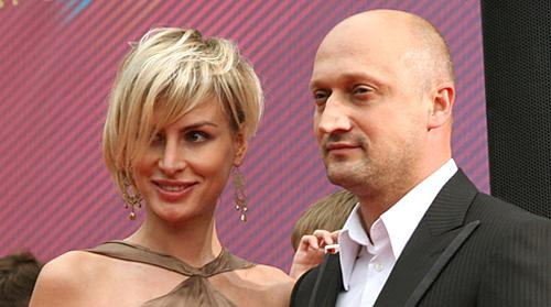 Ирина Скринченко и Гоша Куценко