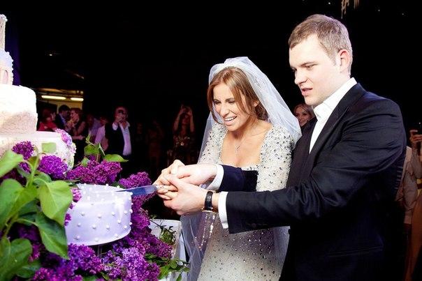 Грандиозная свадьба Таты и Сергея