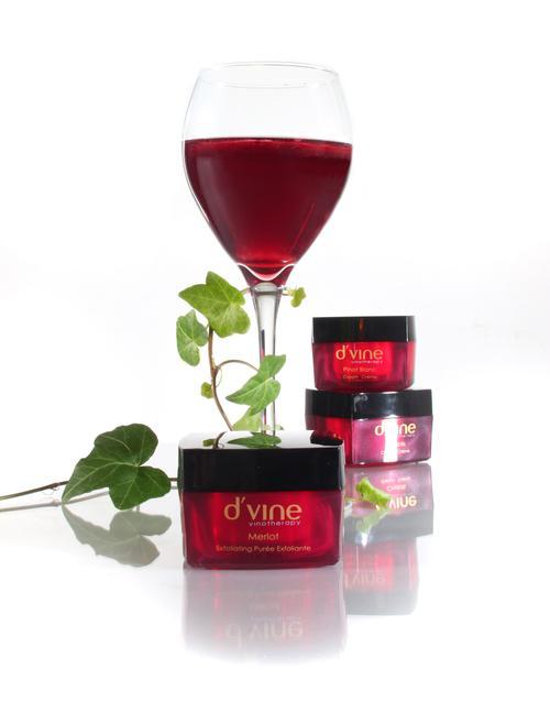 Косметика d`vine Vinotherapy