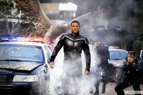 Уилл Смит в роли супергероя