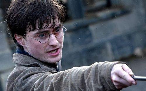 """Кадр из фильма """"Гарри Поттер и Дары Смерти: часть 2"""""""