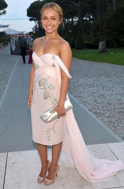 14. Американская актриса итальянского происхождения Хайден Панеттьери