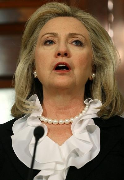 2. Хиллари Клинтон / Hillary Clinton