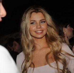 «Мисс Украина Вселенная 2009» Кристина Коц-Готлиб