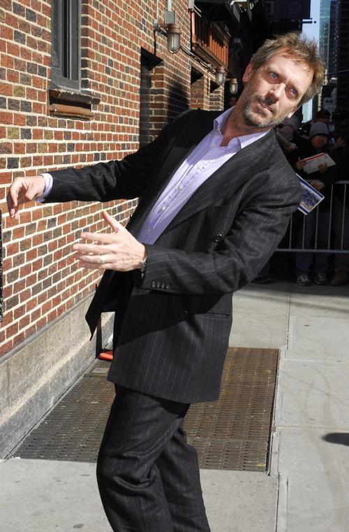Хью Лори / Hugh Laurie