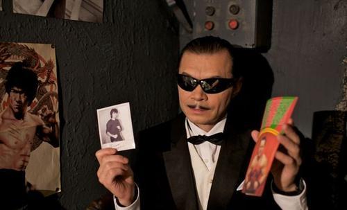 Кадр из фильма «Игла. Ремикс»