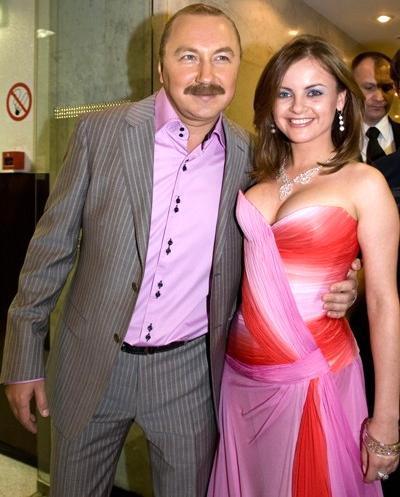 Игорь Николаев и Юля Проскурякова