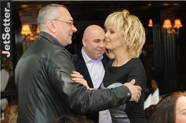 Иосиф Пригожин, Константин Меладзе и Валерия