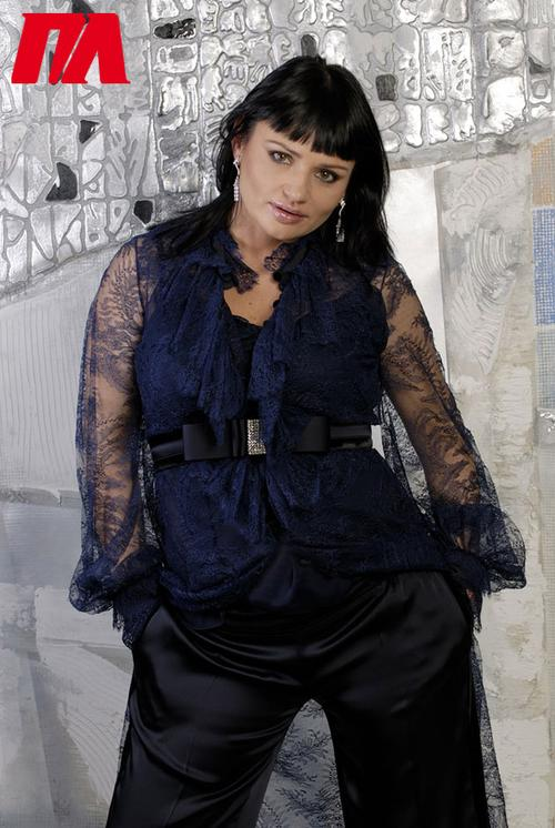 Ирэна Кильчицкая любит дорогую одежду
