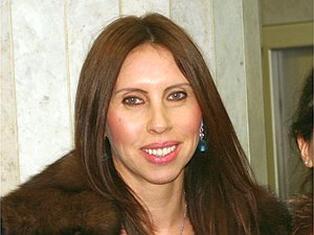 Ирина - супруга Валерия Меладзе