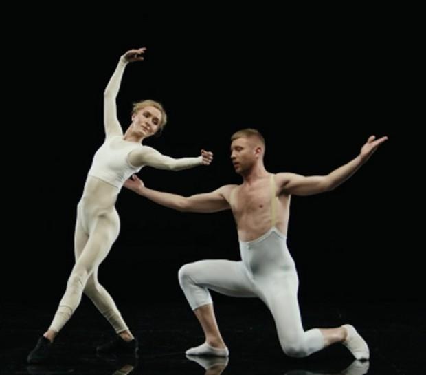 Иван Дорнв образе балетмейстера