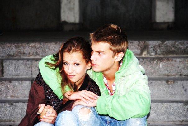 Иван и Камилла Байсарова
