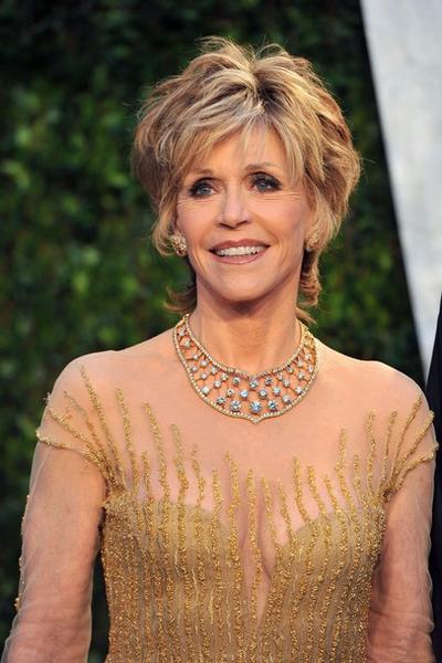 Джейн Фонда / Jane Fonda