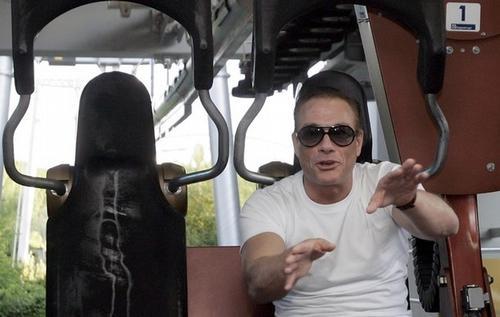 Жан-Клод Ван Дамм / Jean-Claude Van Damme