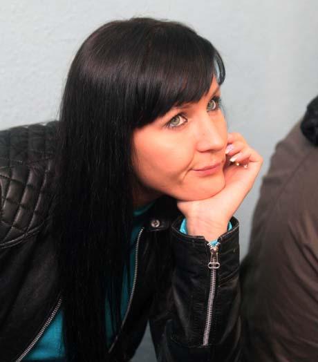 Подруга Жана-Клода Ван Дамма - украинка Елена Каверина