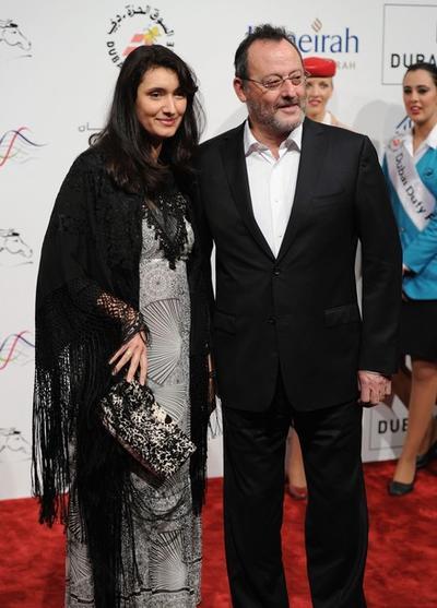 Жан Рено / Jean Reno с супругой Зофией / Zofia