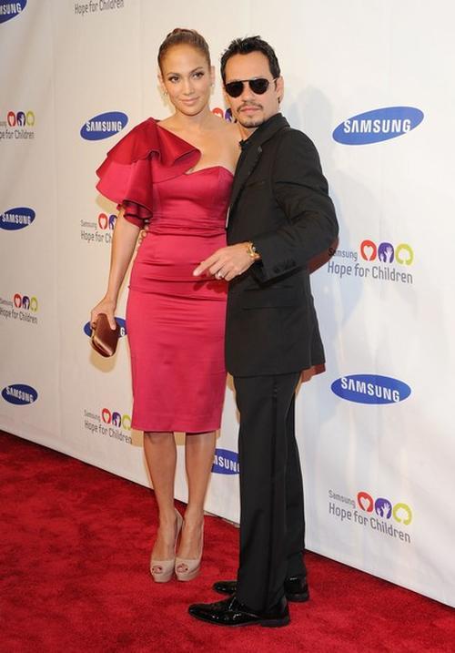 Дженнифер Лопес / Jennifer Lopez и Марк Энтони / Marc Anthony