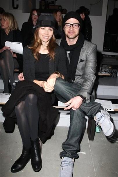 Джессика Бил / Jessica Biel и Джастин Тимберлейк / Justin Timberlake
