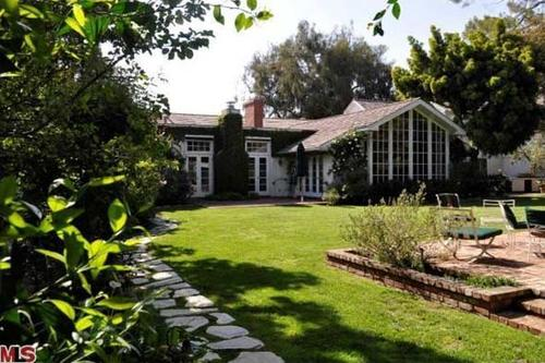 Дом Джоди Фостер в Беверли-Хиллз