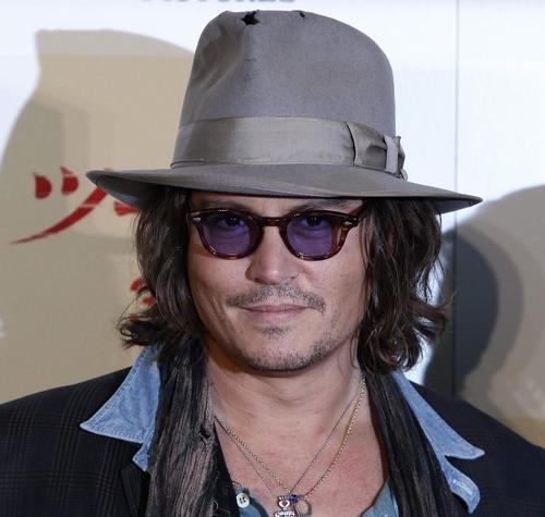 2. Джонни Депп / Johnny Depp