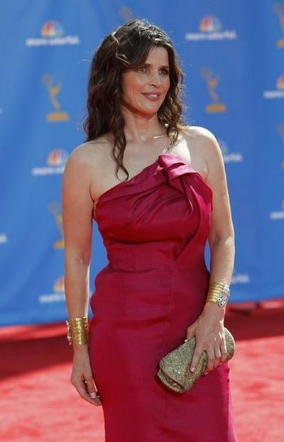 45-летняя британская актриса Джулия Ормонд