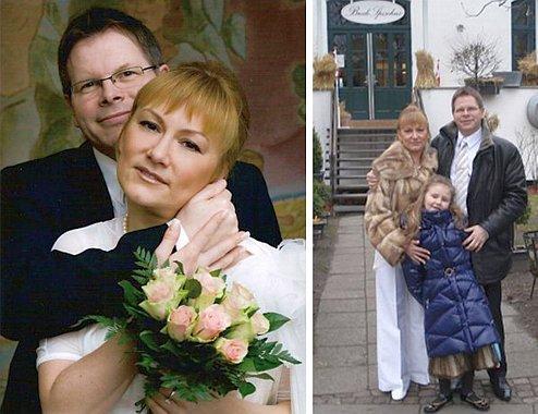 Карина, по словам родных, обрела свое счастье с немецким бизнесменом