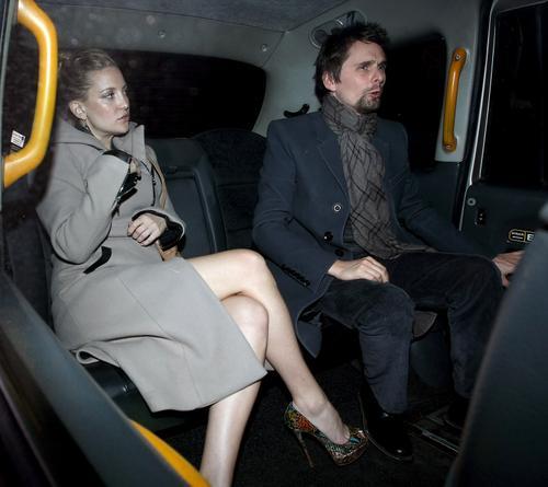 Кейт Хадсон / Kate Hudson и Мэттью Беллами / Matthew Bellamy