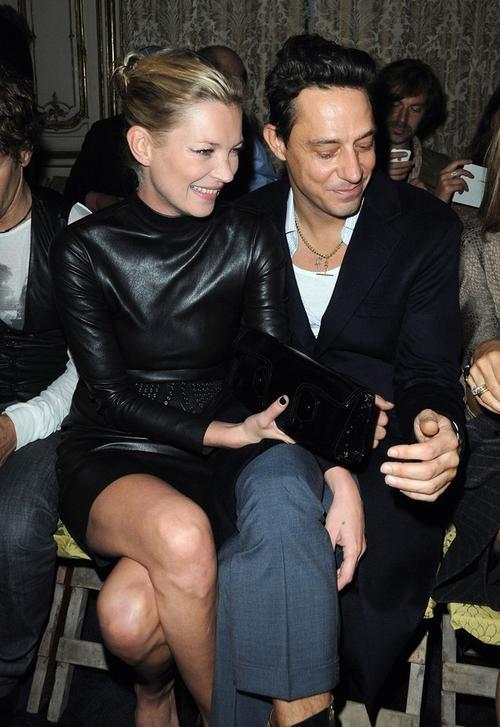Кейт Мосс (Kate Moss) и Джейми Хайнс (Jamie Hince)
