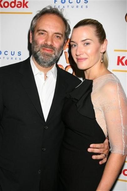 Сэм Мендес / Sam Mendes и Кейт Уинслет / Kate Winslet