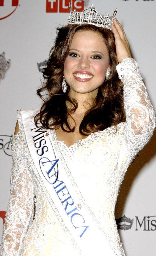«Мисс Америка-2009» Кейти Стэм (Katie Stam)