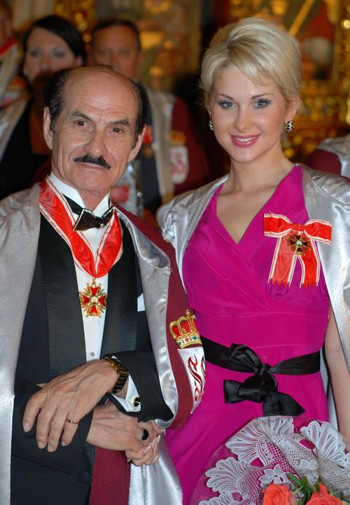 Катя Бужинская и Григорий Чапкис
