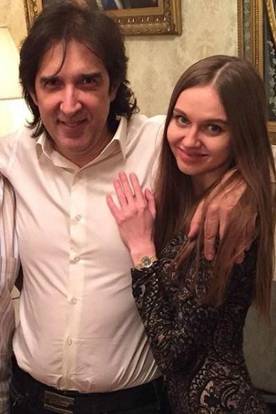 Кай Метов и его будущая супруга