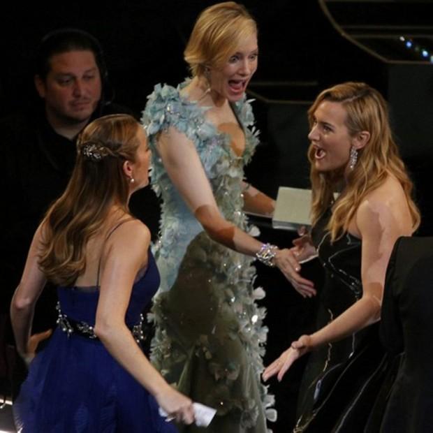 Кейт Уинслетна премии Оскар