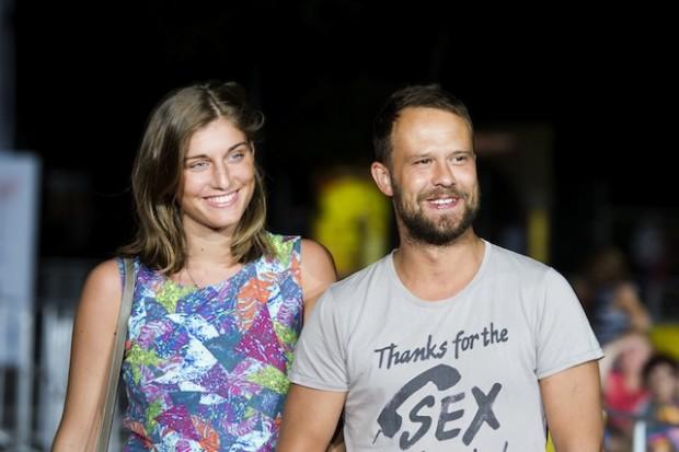 Кирилл Плетнёв и Нино Нинидзе