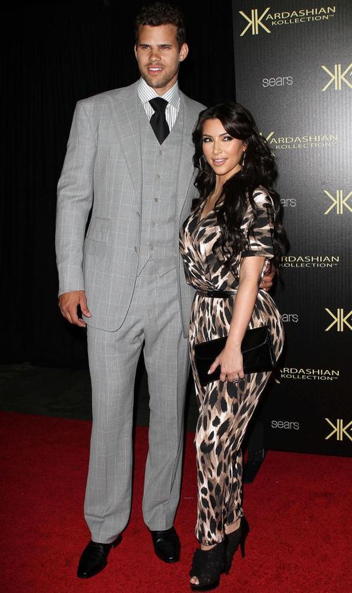 Ким Кардашьян / Kim Kardashian и Крис Хамфрис / Kris Humphries