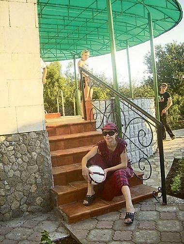 Дом в Евпатории, который Ксения Симонова продала